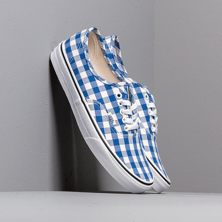 Vans Authentic (Gingham) True Blue/ True White EUR 41