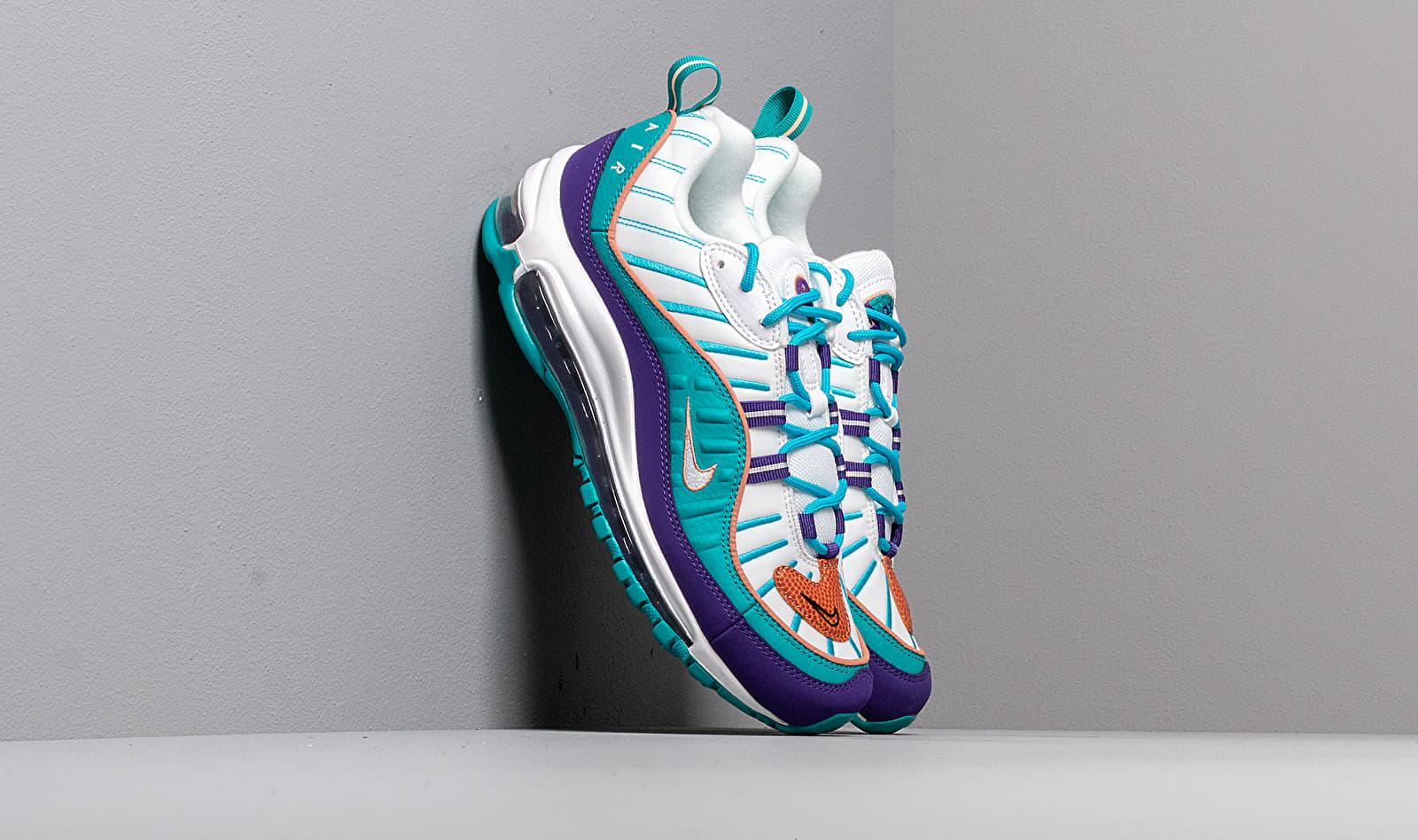 Nike W Air Max 98 Court Purple/ Terra Blush-Spirit Teal EUR 35.5