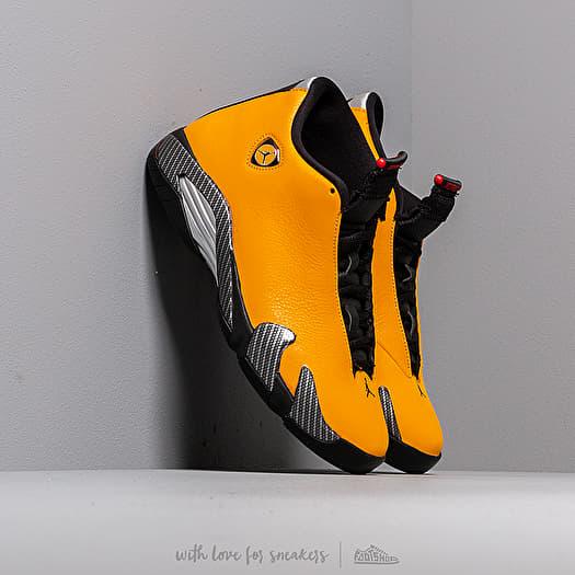 100% authentic 18ca0 399d0 Air Jordan 14 Retro Se University Gold/ Black-University Red ...