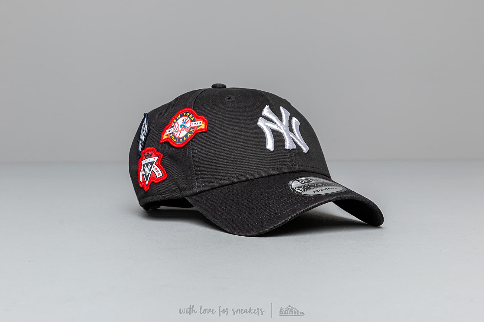 7287617d871416 New Era 9Forty MLB Cooperstown Patched New York Yankees Cap Navy at a great  price $33