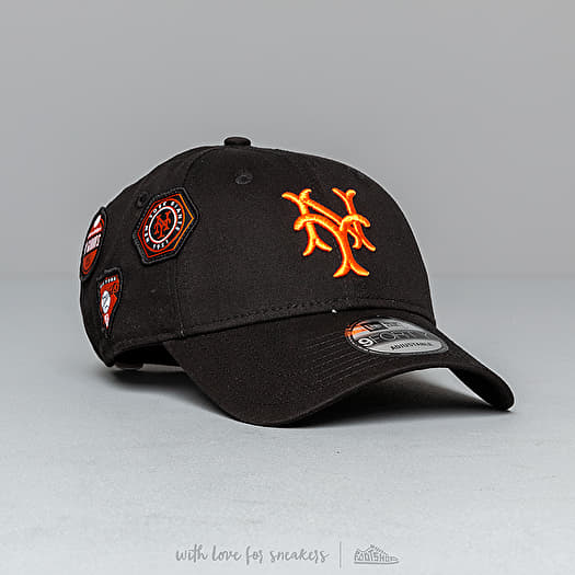 7a1557e314ab1d New Era 9Forty MLB Cooperstown Patched New York Giants Cap