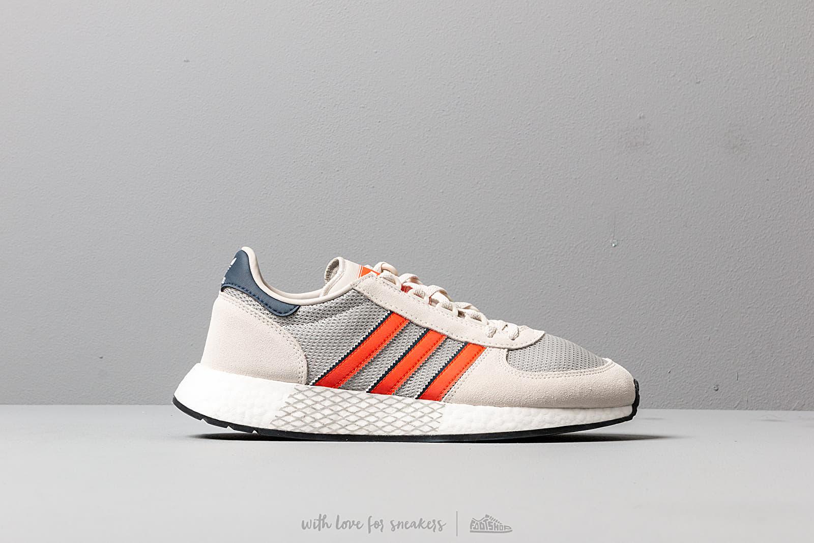 adidas Marathon Tech Raw White Active Orange Collegiate