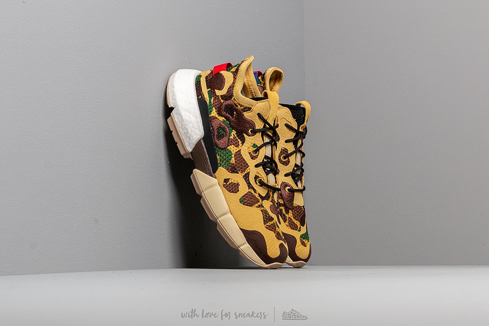 Zapatillas Hombre adidas Pod-S3.2 Ml Pyrite/ Brown/ Core Black