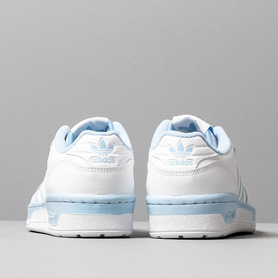 adidas Rivalry Low W Ftw White/ Ftw White/ Glow Blue