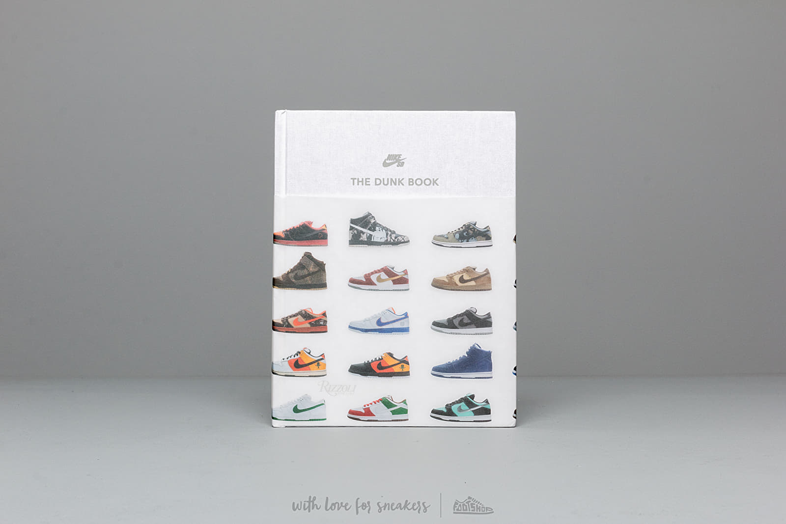 Rizzoli Nike SB The Dunk Book