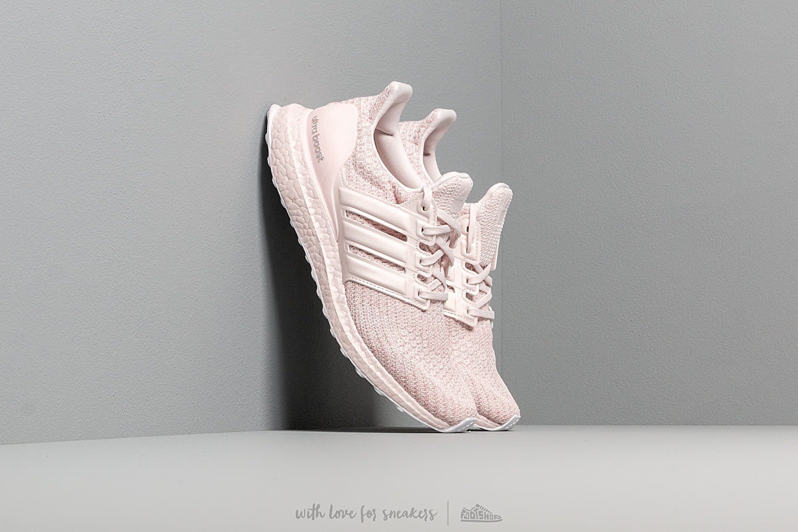 Women's shoes adidas UltraBOOST w Orchid Tint S18/ Orchid Tint S18/ Core Black