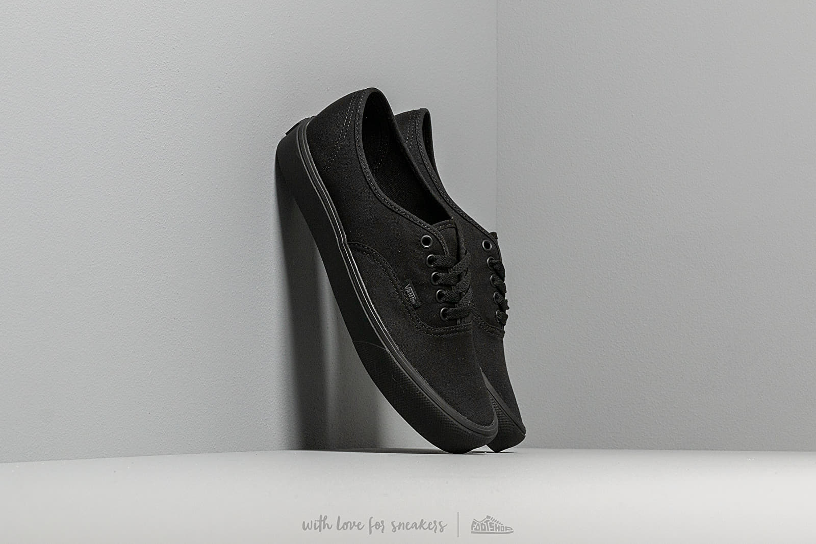 Ανδρικά παπούτσια Vans Authentic Lite (Canvas) Black/ Black