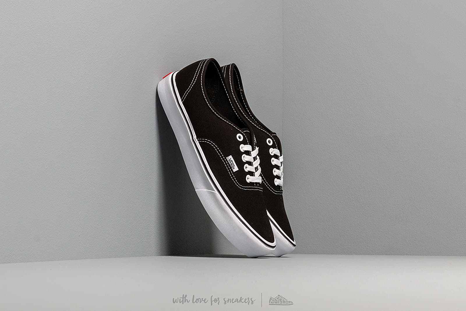 Muške tenisice Vans Authentic Lite (Canvas) Black/ White