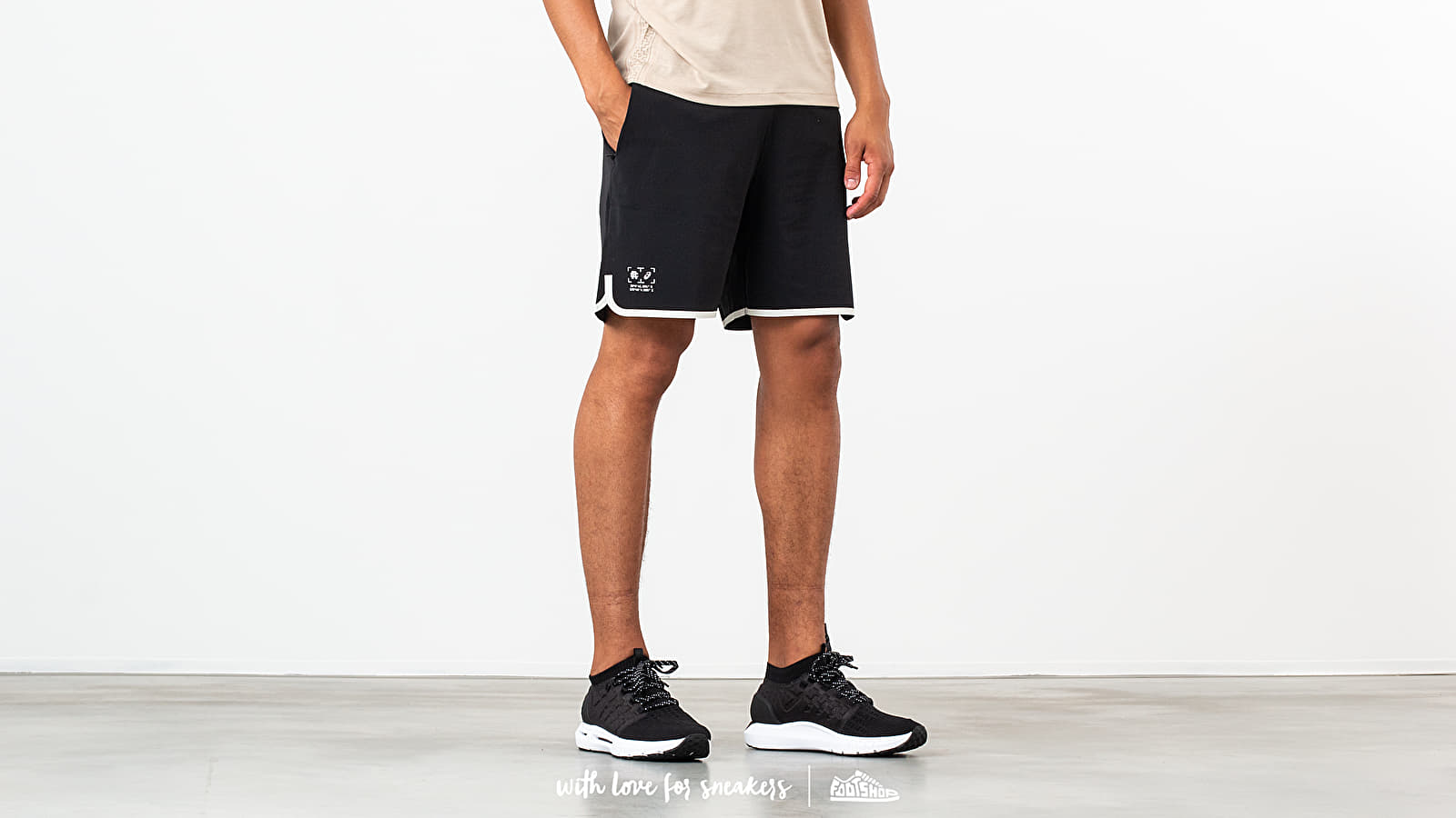Asics x Reigning Champ A 7in Run Shorts