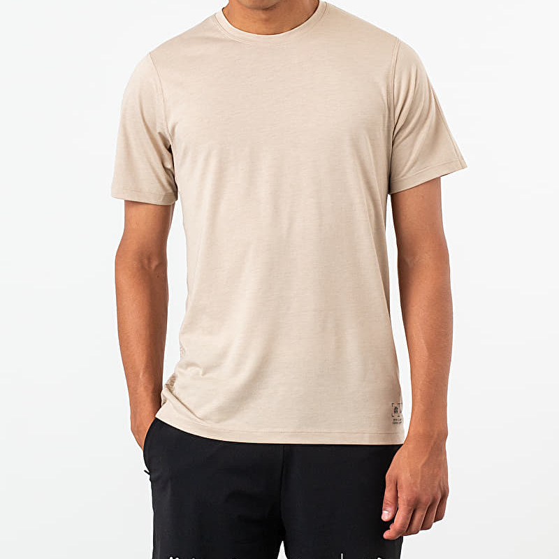 Asics x Reigning Champ Graphic Tee Feather Grey Heather, Gray