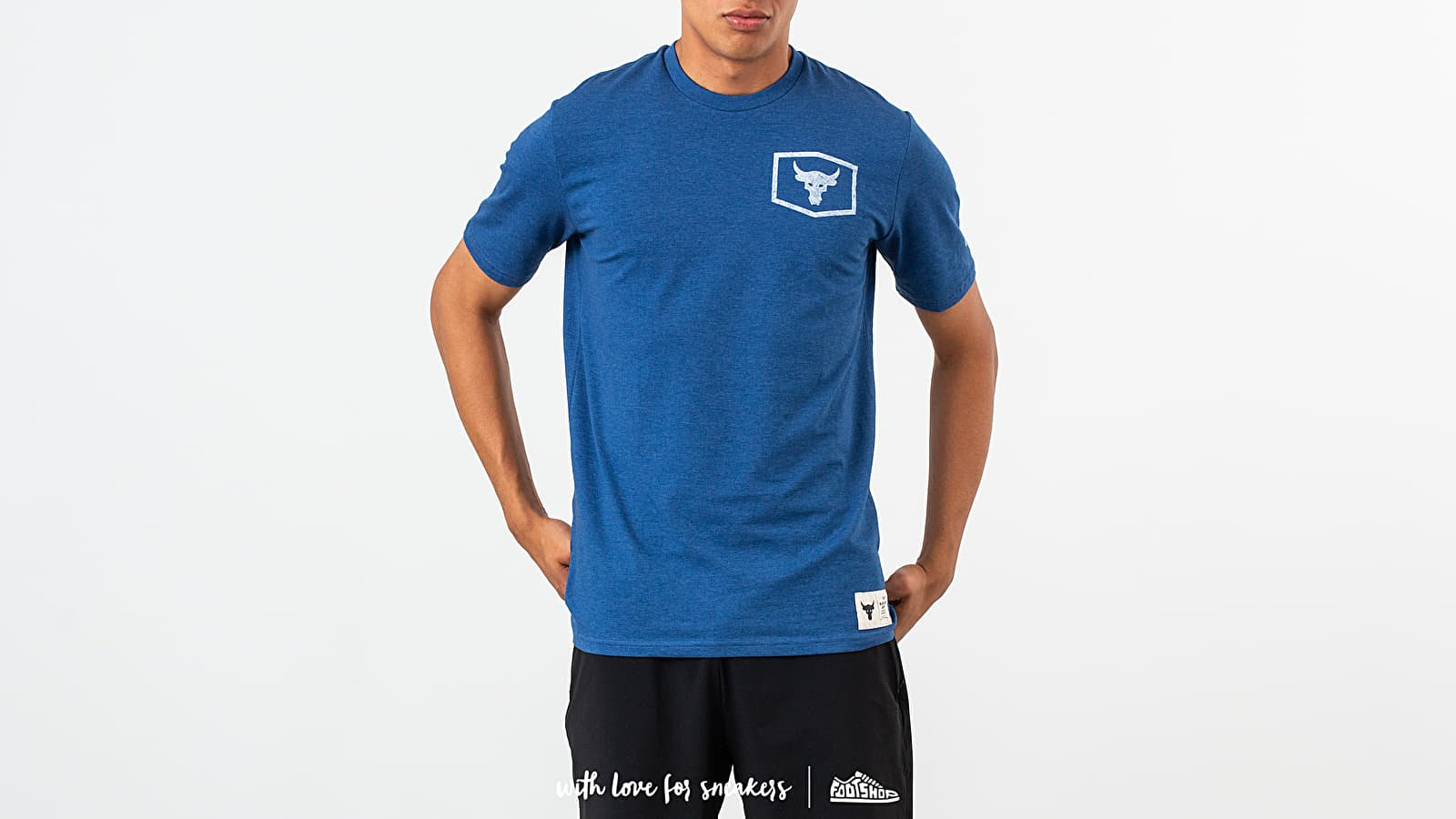 Under Armour Project Rock Iron Paradise Tee