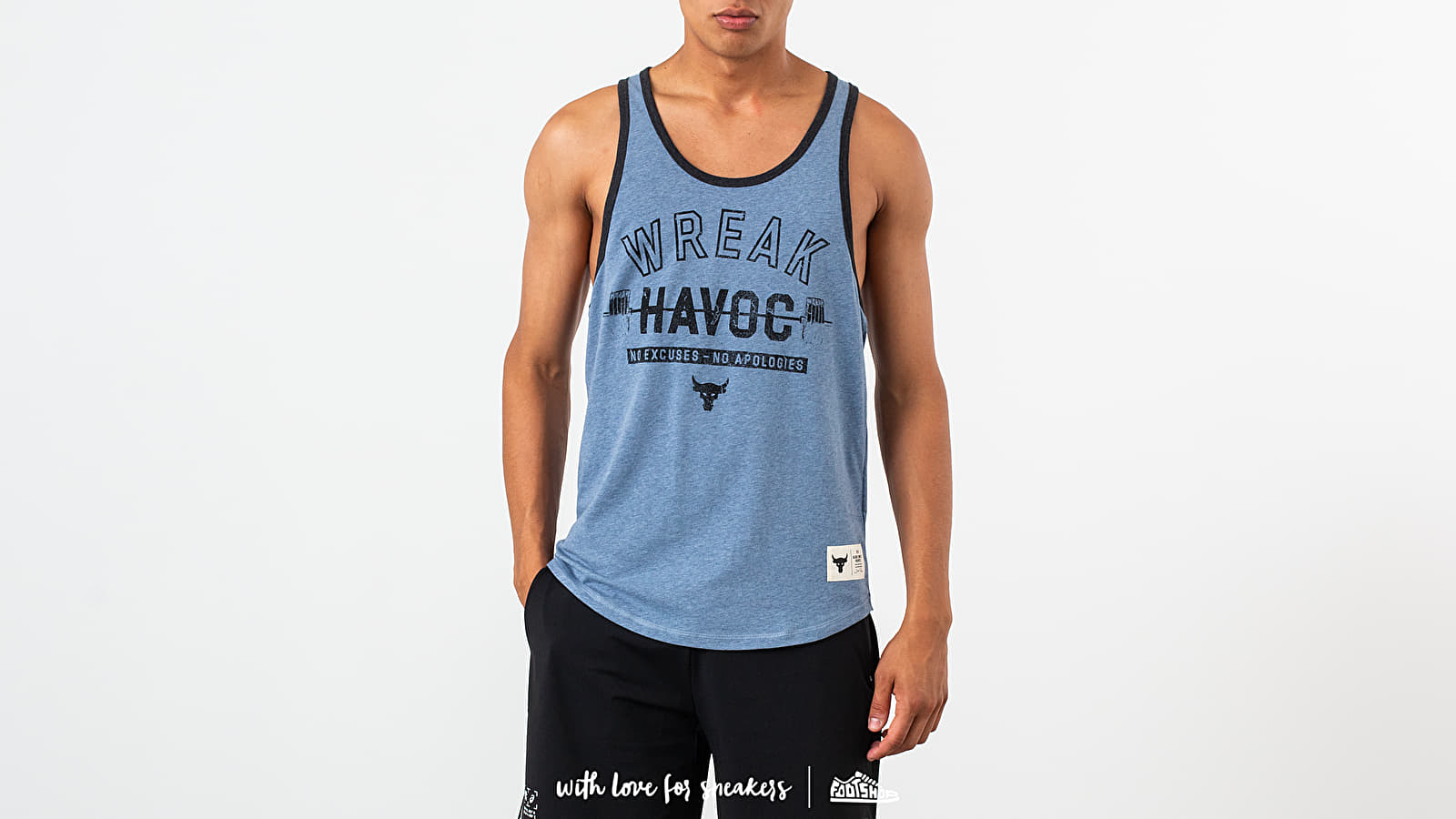 Under Armour Project Rock Wreak Havoc Tank