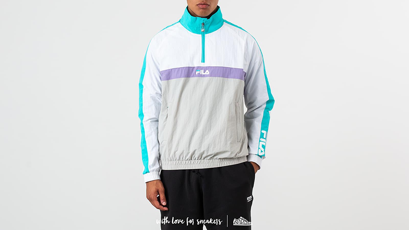 Fila Jona Woven Half Zip Jacket