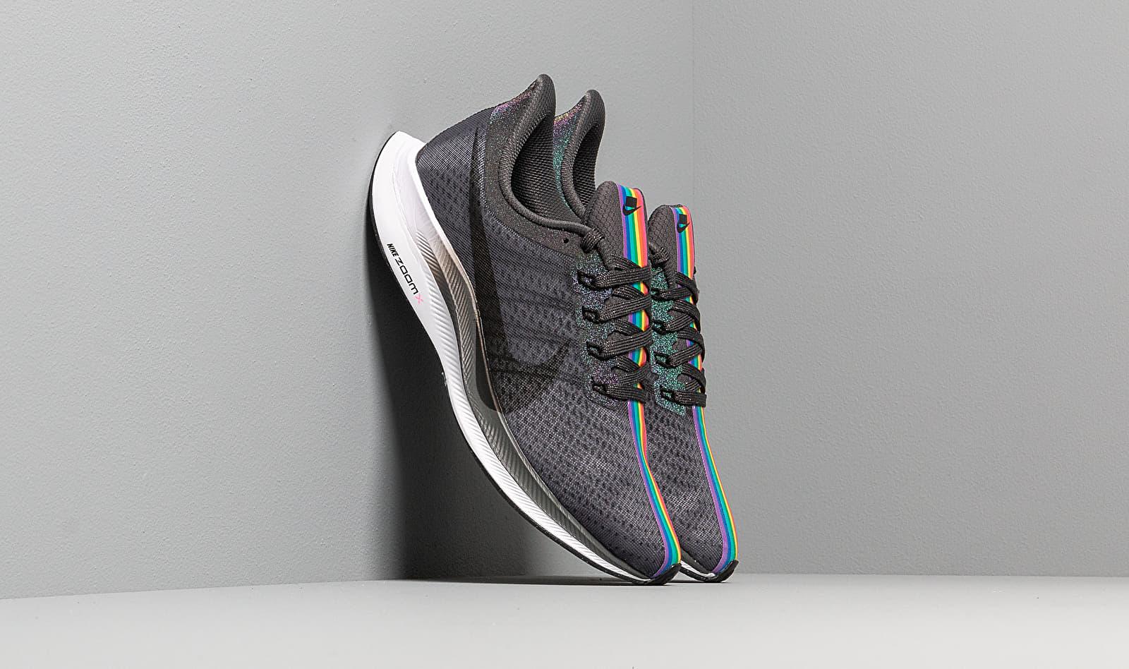 Nike Zoom Pegasus Turbo BETRUE Anthracite/ Black-Dark Grey-White, Gray
