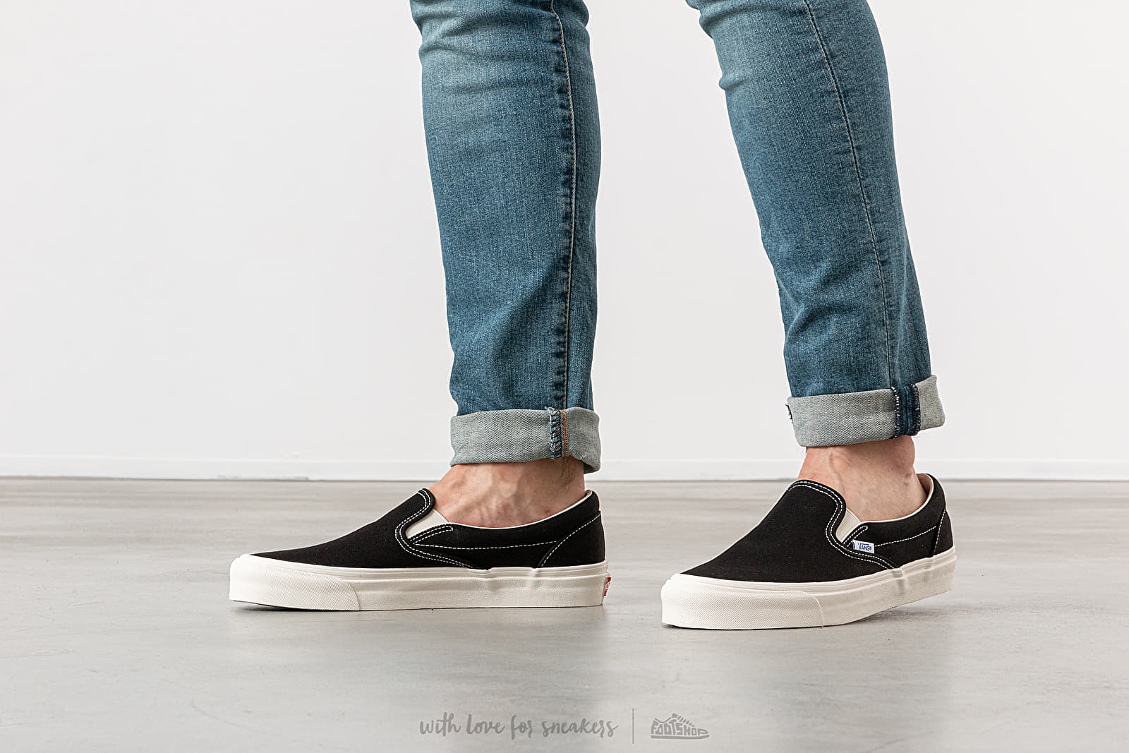 Vans OG Classic Slip-On LX (Canvas)