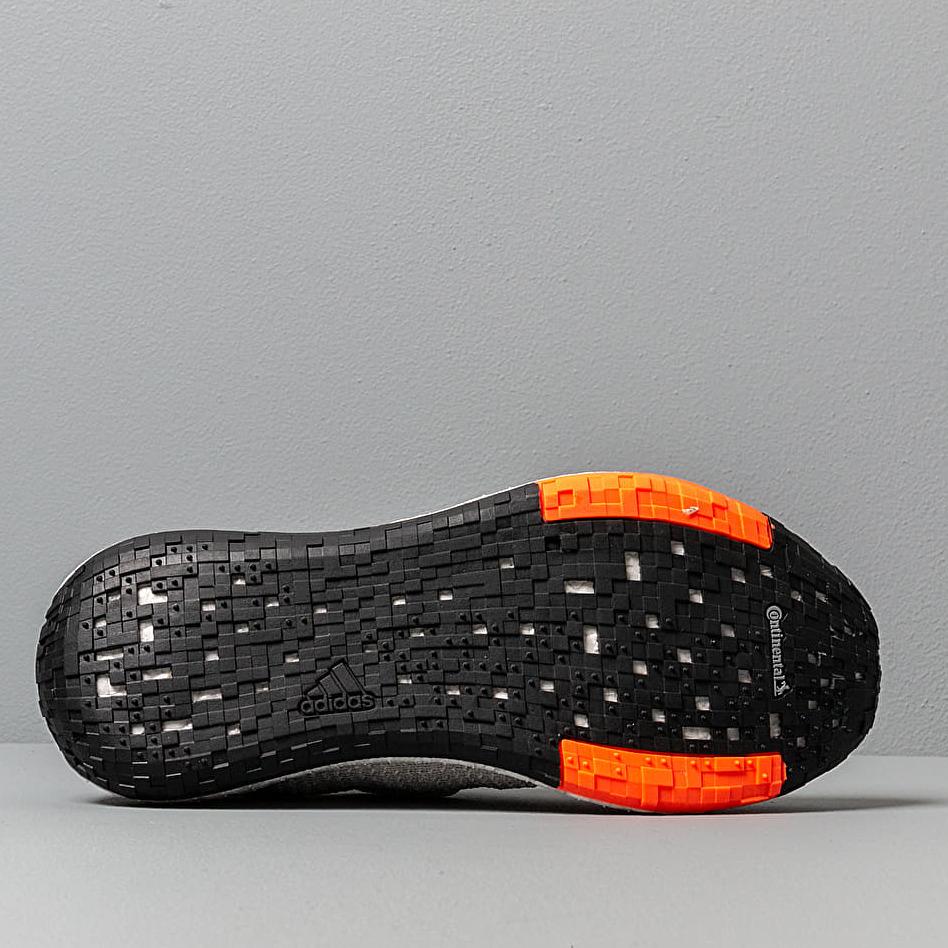 adidas PulseBOOST HD w Grey One F17/ Ftwr White/ Hi-Res Coral, Gray