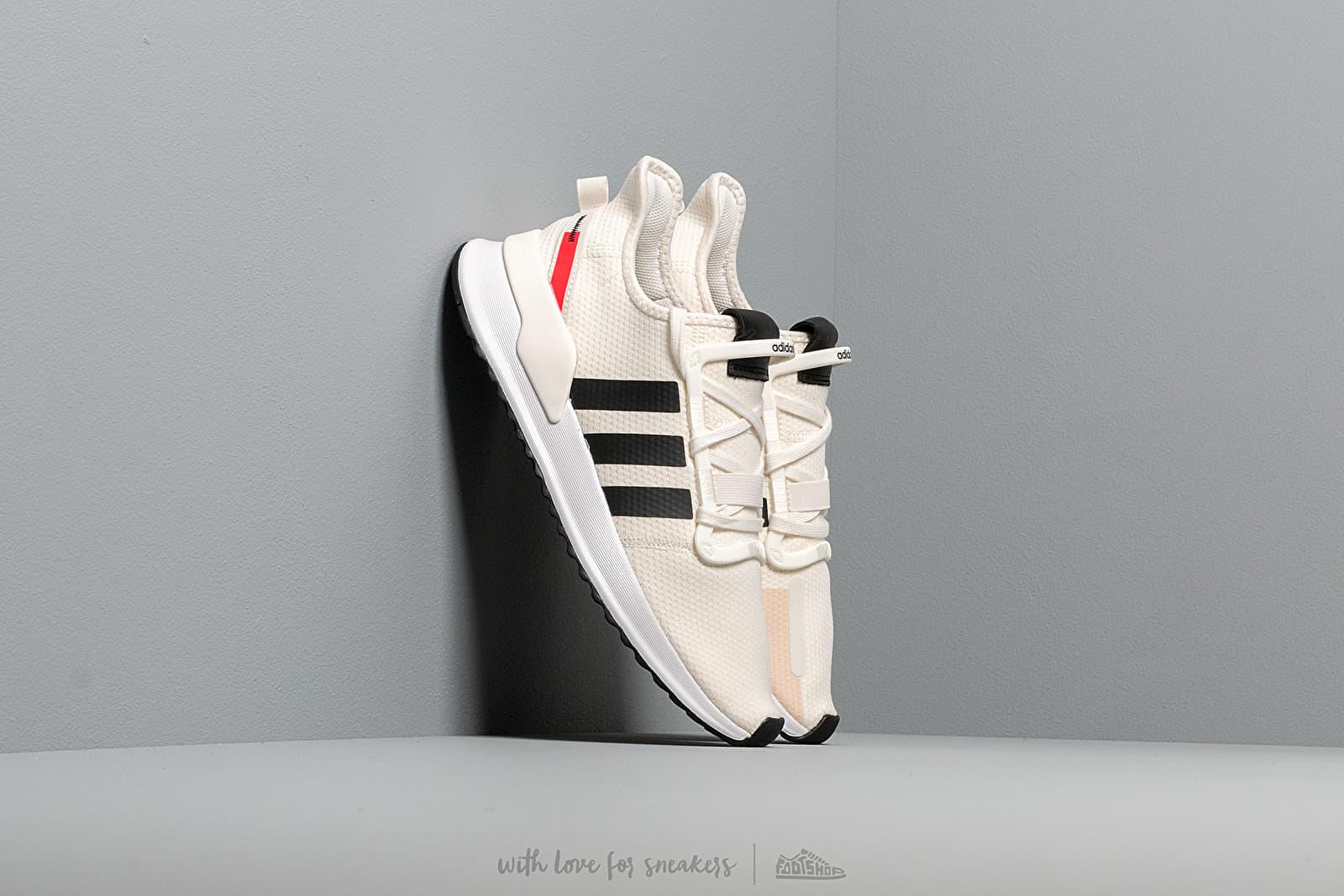 Men's shoes adidas U_Path Run Off White