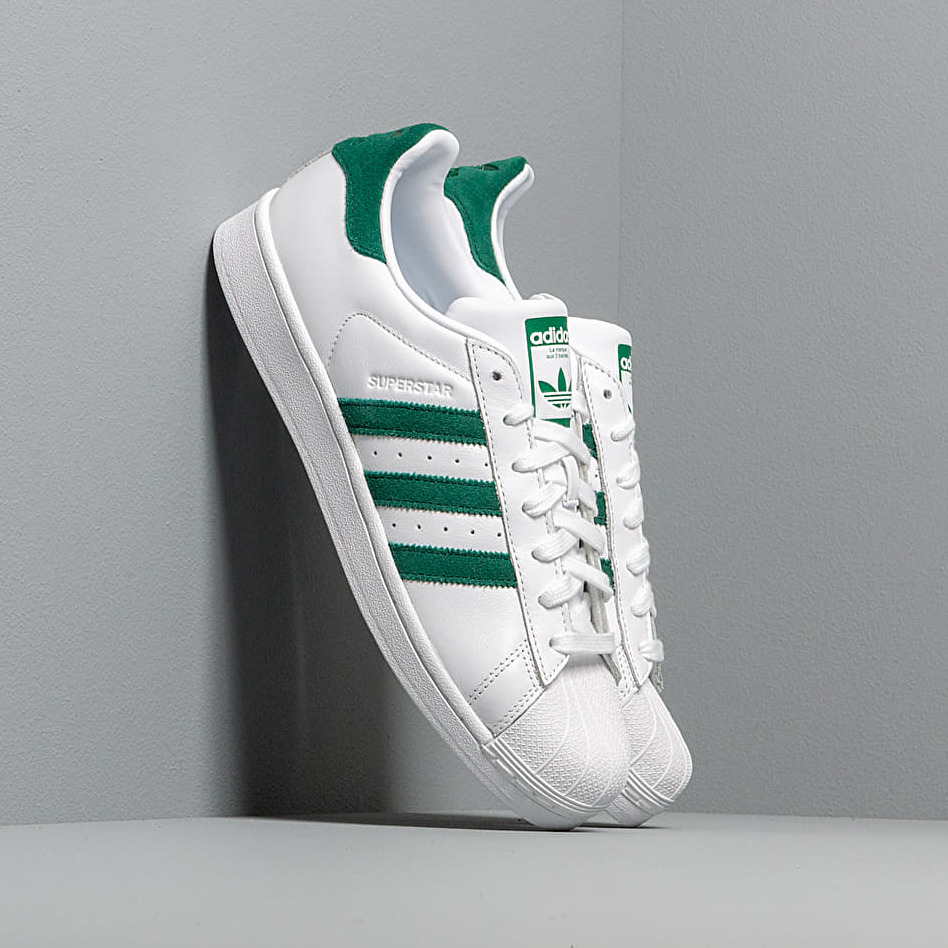 adidas Superstar Ftw White/ Core Green/ Ftw White EUR 47 1/3