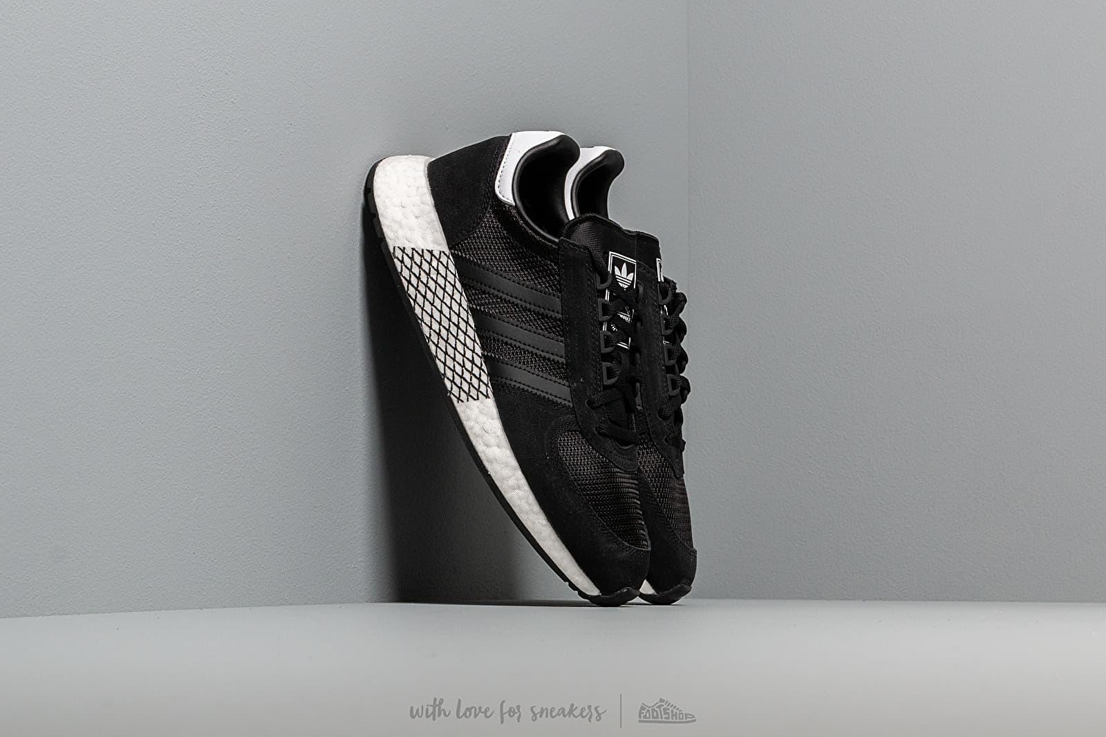 Ανδρικά παπούτσια adidas Marathon Tech Core Black/ Core Black/ Ftw White