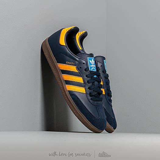 shoes adidas Samba OG Collegiate Navy