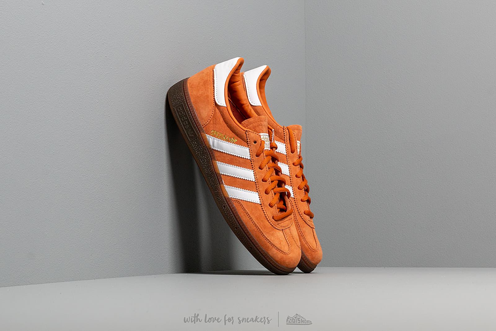 adidas Handball Spezial Tech Copper Ftw White Gold Metalic Footshop  Footshop