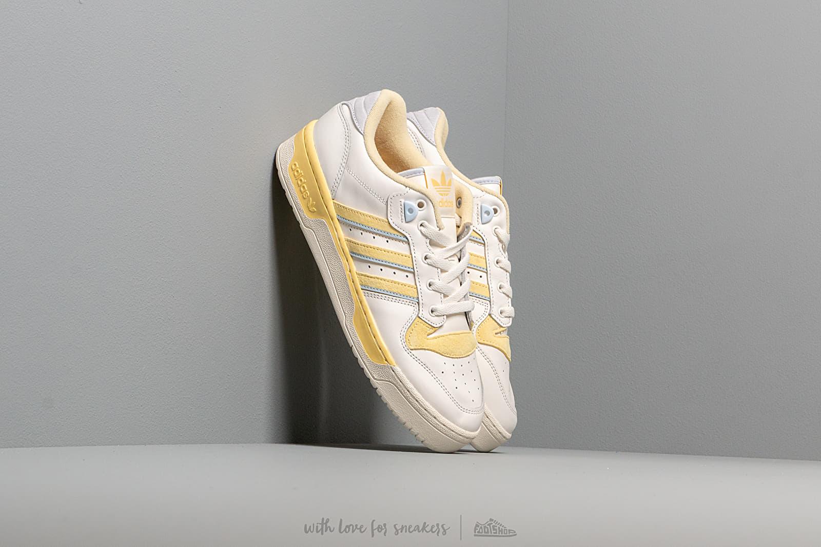Cloud Off Easy Adidas Low YellowFootshop Rivalry White thQxrsdC