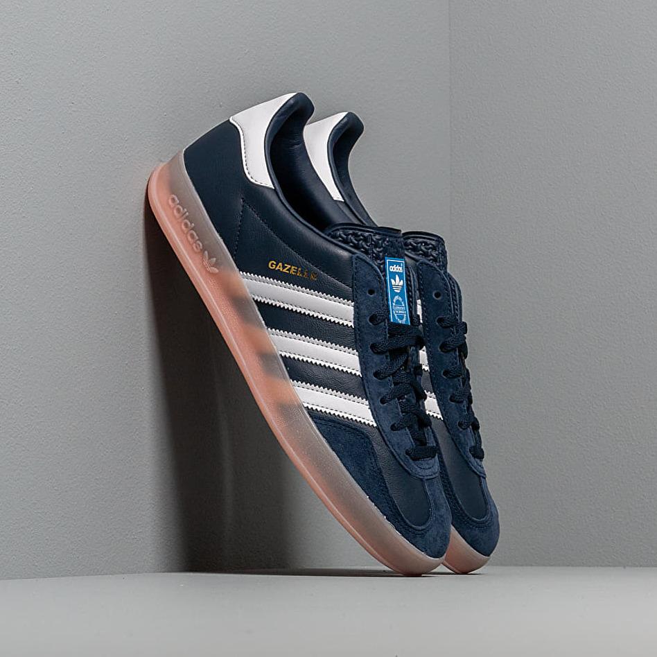 adidas Gazelle Indoor Collegiate Navy/ Ftw White/ Vapor Pink EUR 46 2/3