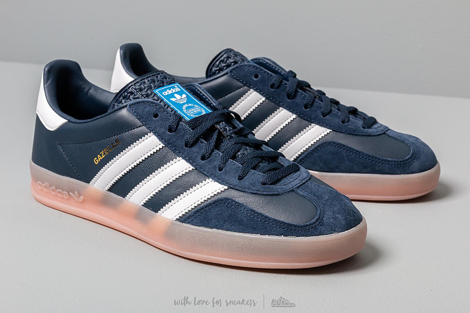 Adidas Gazelle Indoor, marine, Size? exclusive | Adidas