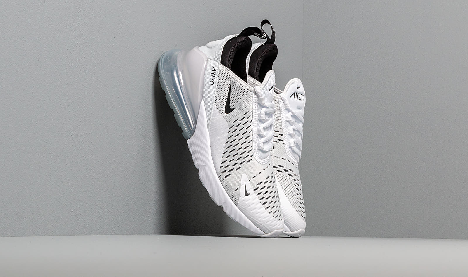 Nike W Air Max 270 White/ Black-White EUR 41