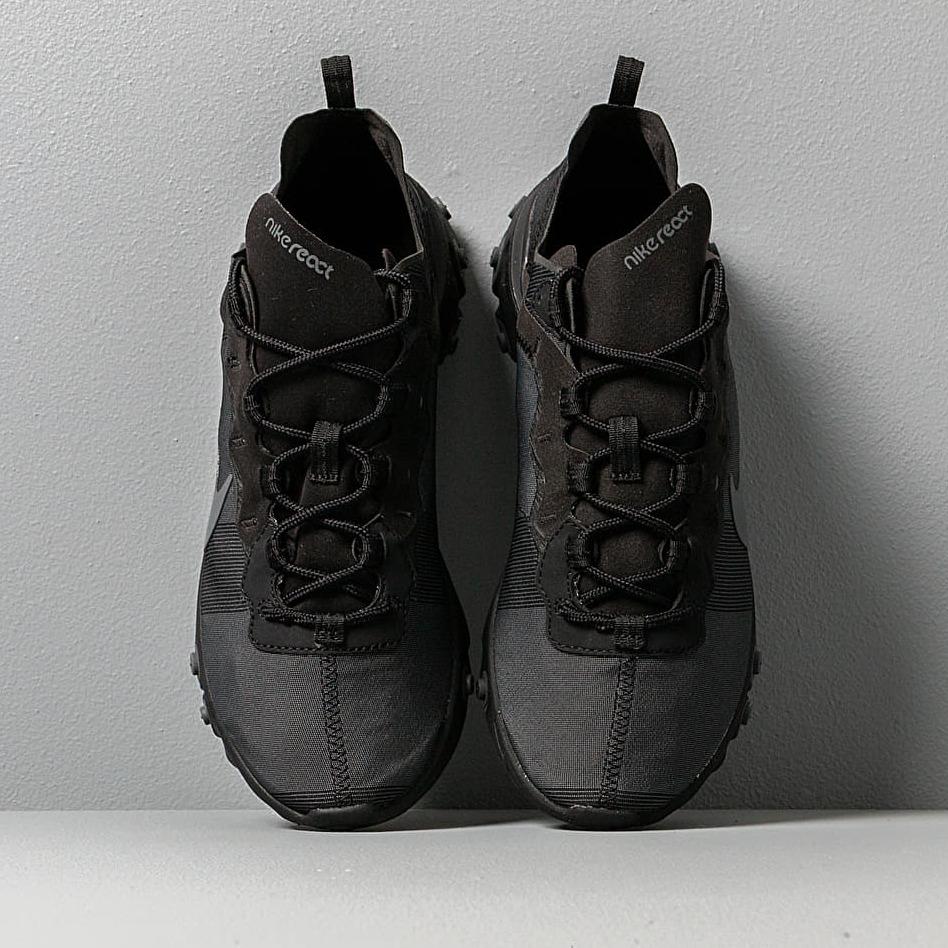 Nike React Element 55 Black/ Dark Grey