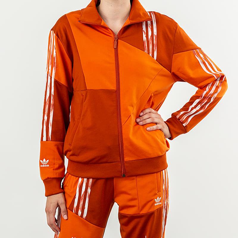 adidas x Daniëlle Cathari Football Track Top Fox Red, Orange