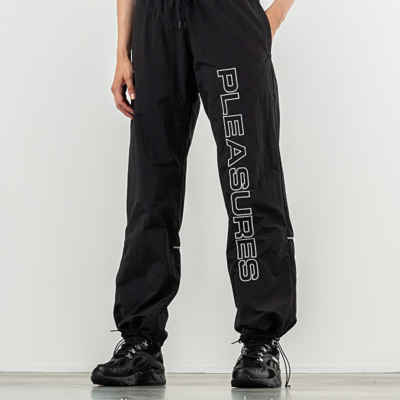 Reebok x Pleasures Classic Vector Unisex Pants Black