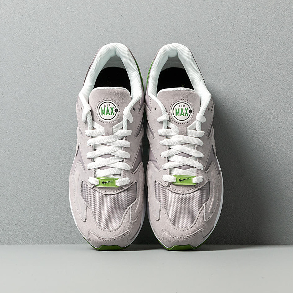Nike Air Max 2 Light LX Atmosphere Grey/ Gunsmoke-Chlorophyll, Gray