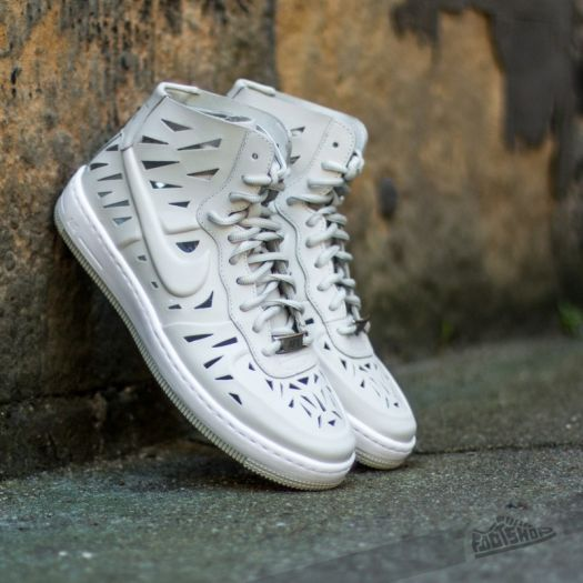 Nike W AF1 Ultra Force MID Joli QS Light Bone | Footshop