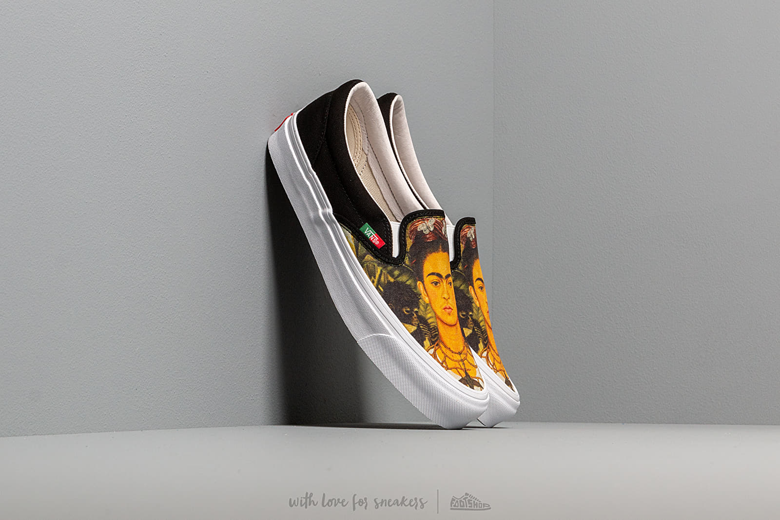 Vans Og Slip-On Lx (Frida Kahlo)