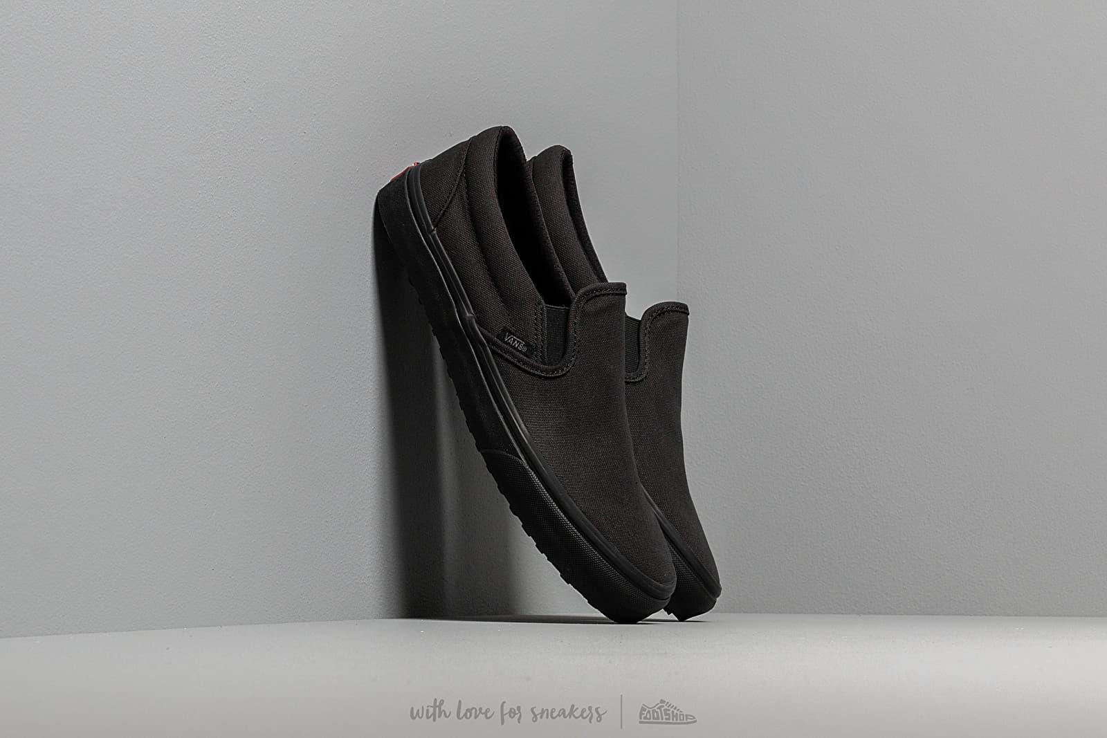 Încălțăminte pentru el Vans Classic Slip-On U (Made For The Makers) Black/ Black