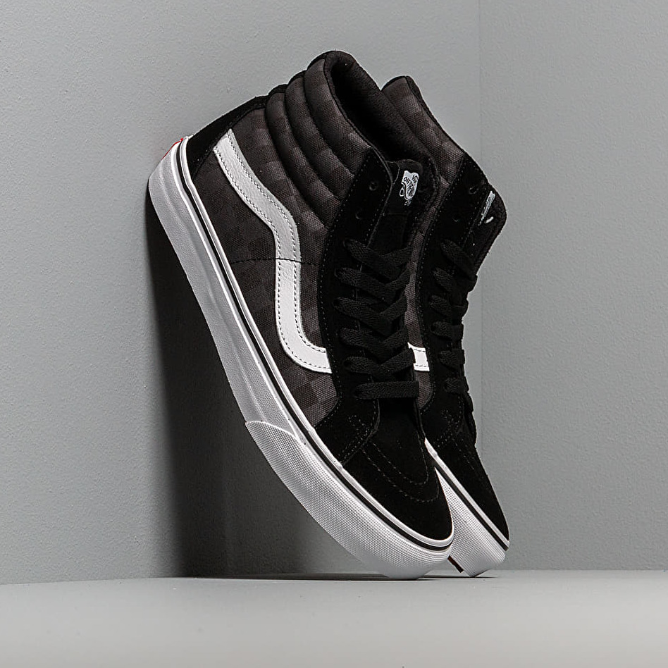 Vans Sk8-Hi Reissue Uc (Made For The Makers) Black Checkerboard EUR 44