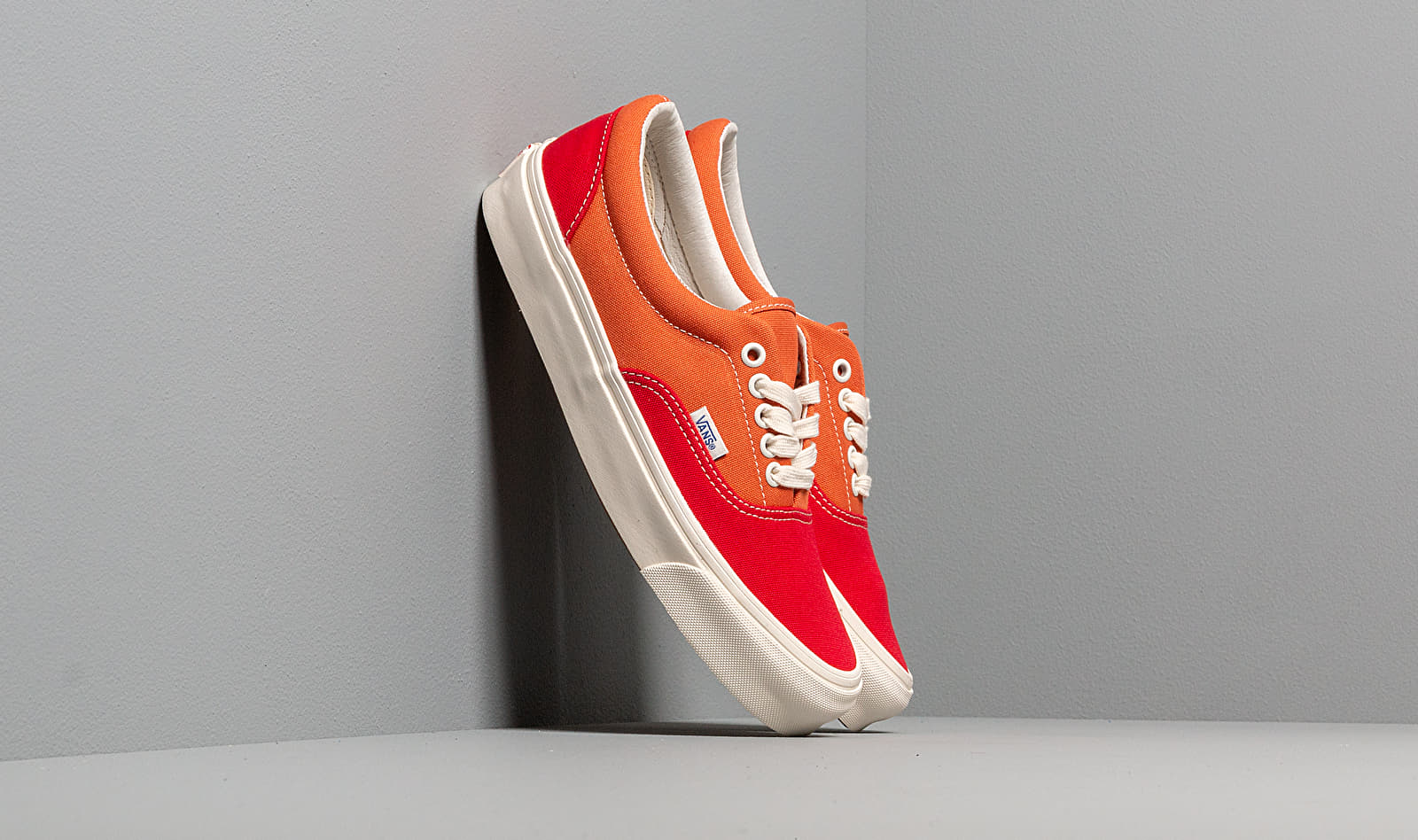 Vans Og Era Lx (Canvas) Racing Red/ Orange EUR 38.5