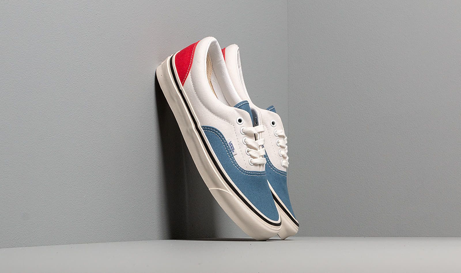 Vans Era 95 Dx (Anaheim Factory) Denim/ White/ Red EUR 38.5