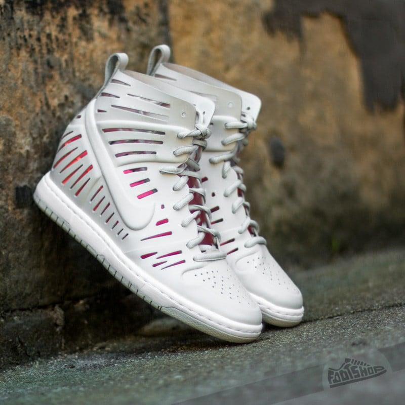 save off 15864 41f68 W Nike Dunk Sky HI 2.0 Joli QS Light Bone