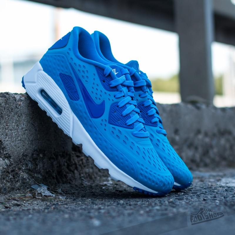 Nike Air Max 90 Ultra BR Light Photo Blue  Game Royal- White ... f9eadd52c