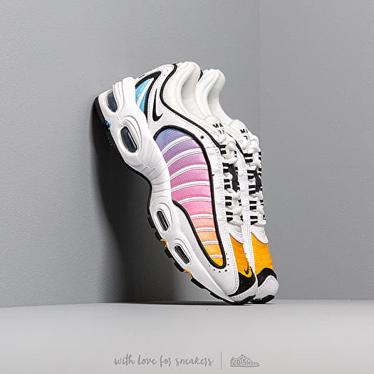 Women S Shoes Nike W Air Max Tailwind Iv White Black University Blue Psychic Pink