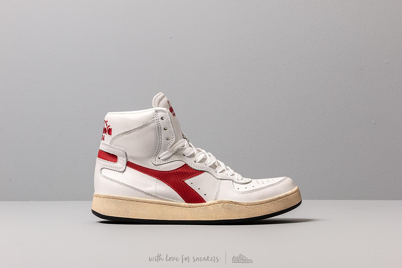 Sneaker Diadora Heritage X Lc23 Mi Basket Sailing da Uomo