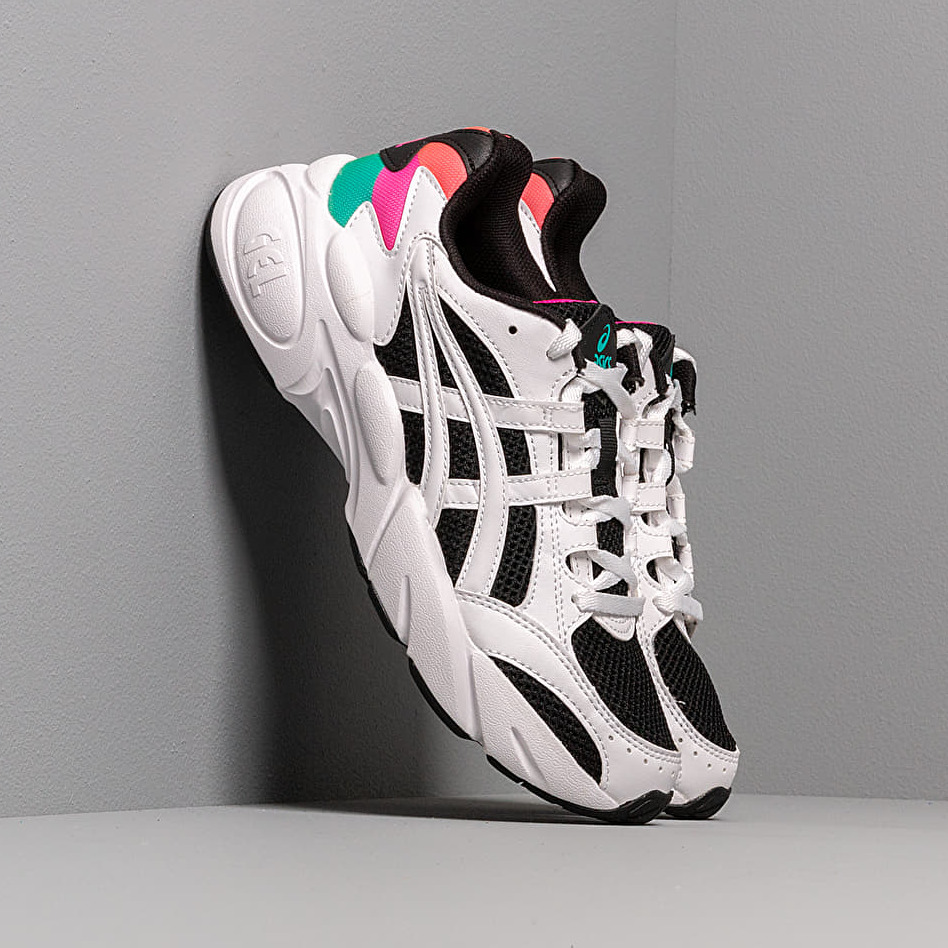 Asics Gel-Bnd Black/ White EUR 38