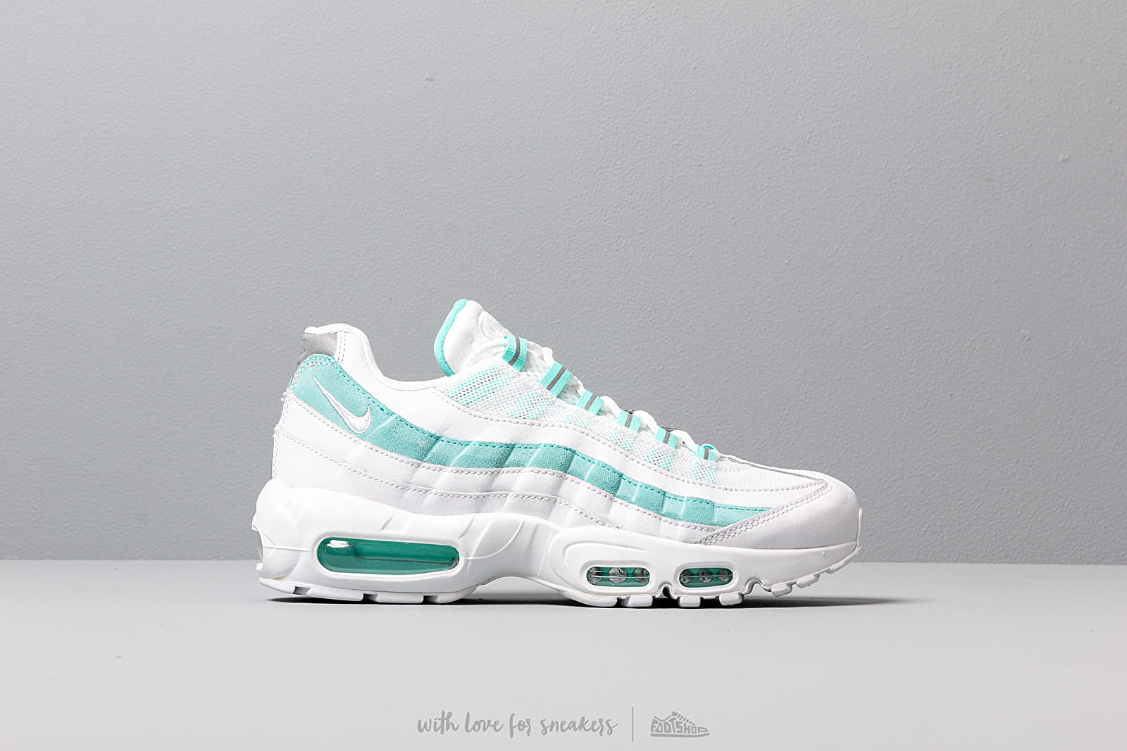 air max 95 aqua light