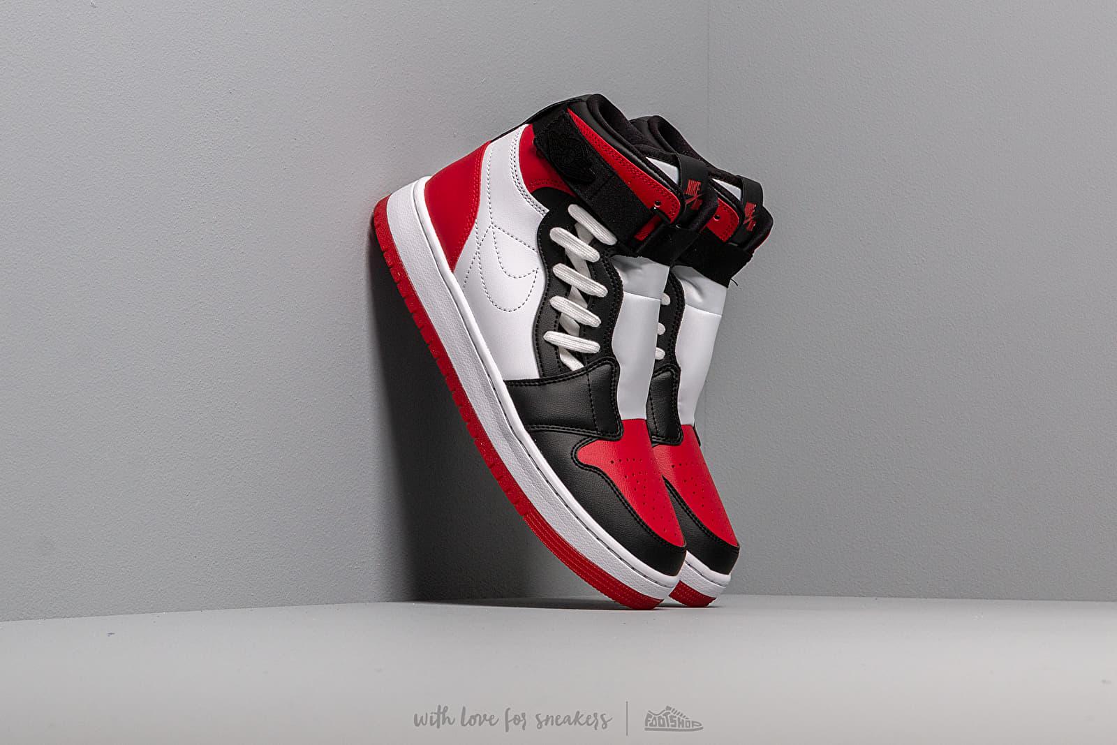 Air Jordan Wmns 1 Nova XX White/ Gym Red-Black za skvelú cenu 117 € kúpite na Footshop.sk