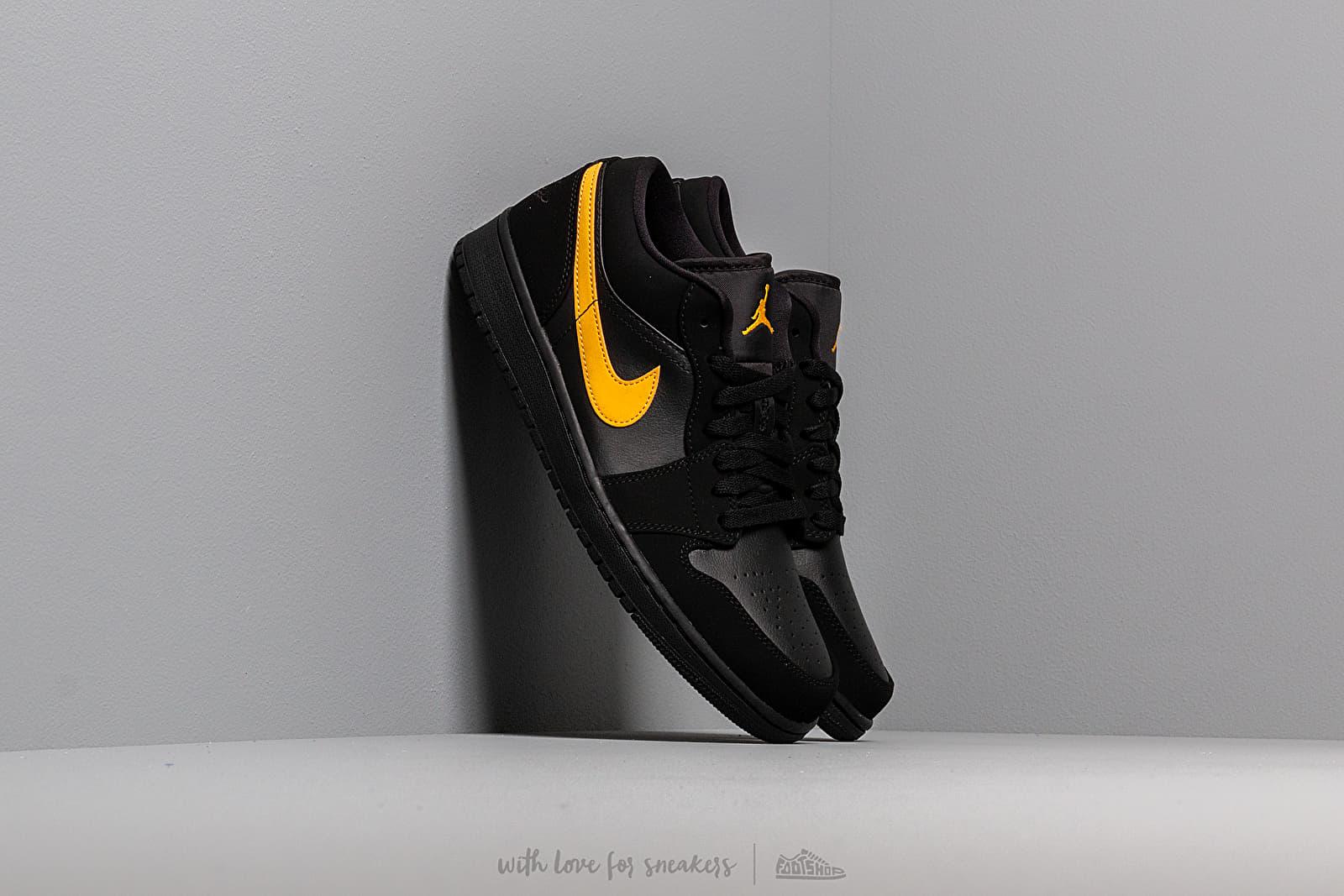 Men's shoes Air Jordan 1 Low Black