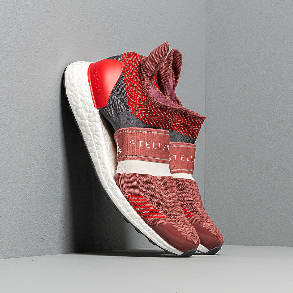 adidas x Stella McCartney UltraBOOST X 3D Clay Red Intense Pink Red