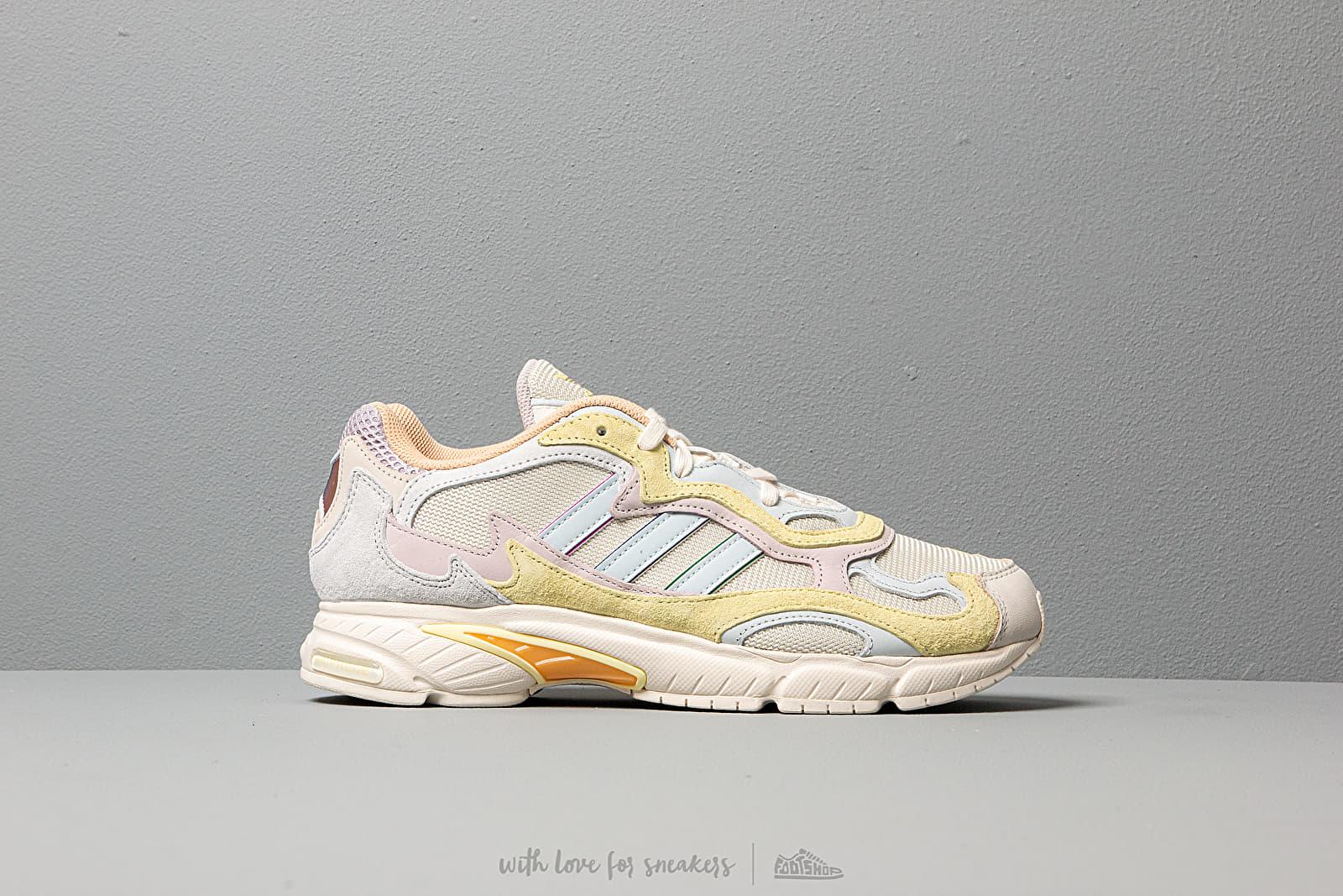 adidas Temper Run Pride Off White Blue Tint Ice Yellow | Footshop