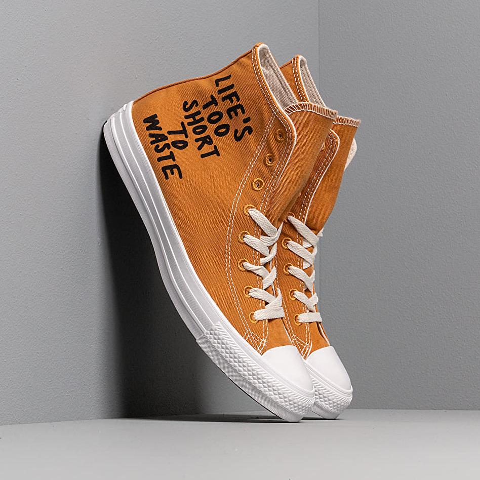 Converse Chuck Taylor All Star Hi Renew Canvas Wheat/ Black/ White EUR 44
